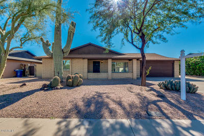 Tempe Single Family Home For Sale: 1237 E Gemini Drive
