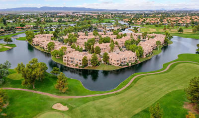 Chandler, Fountain Hills, Gilbert, Mesa, Paradise Valley, Queen Creek, Scottsdale, Gold Canyon, San Tan Valley Condo/Townhouse For Sale: 3800 S Cantabria Circle #1005