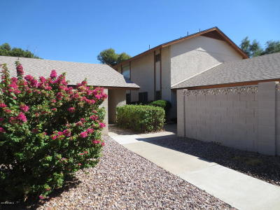 Glendale AZ Condo/Townhouse For Sale: $179,900