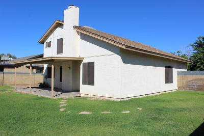 Chandler Single Family Home For Sale: 1716 N Cholla Street