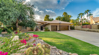 Phoenix Single Family Home For Sale: 4434 E Sunnyside Lane