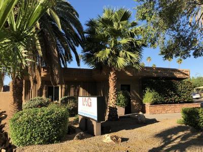 Phoenix Commercial For Sale: 3434 E Indian School Road