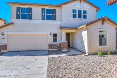 Goodyear Single Family Home For Sale: 16484 W La Ventilla Way