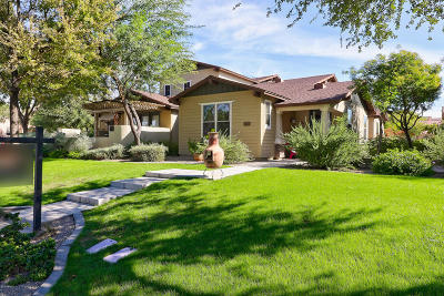 Surprise Single Family Home For Sale: 13373 N Founders Park Boulevard