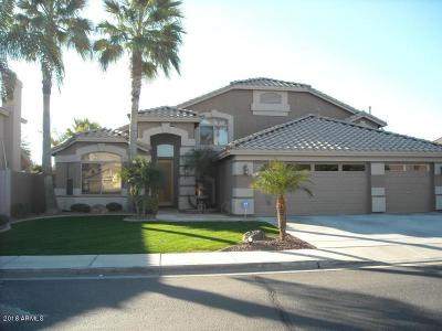 Glendale AZ Single Family Home For Sale: $550,000