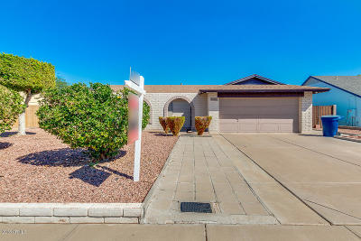 Tempe Single Family Home For Sale: 6609 S Marilyn Ann Drive
