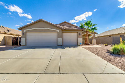 Queen Creek Single Family Home For Sale: 2121 W Gila Butte Drive