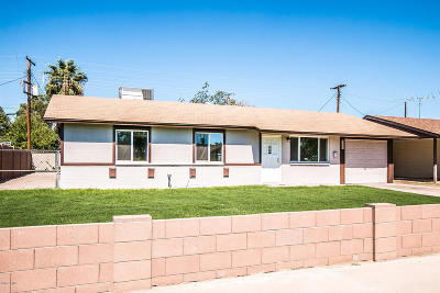 Phoenix Single Family Home For Sale: 4134 W Earll Drive