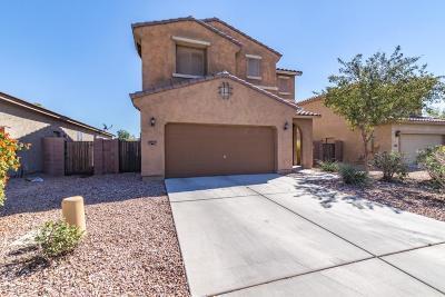 Maricopa Single Family Home For Sale: 21759 N Bolivia Street
