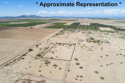 Casa Grande Residential Lots & Land For Sale: 2296 W Undetermined Road