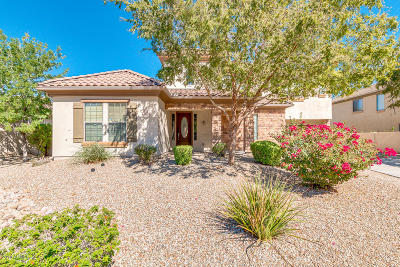 Phoenix Single Family Home For Sale: 25917 N 55th Drive