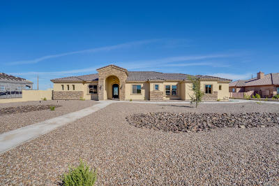 Queen Creek Single Family Home For Sale: 5222 W Encanto Paseo Drive