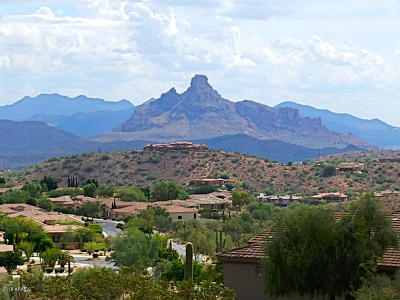 Fountain Hills Residential Lots & Land For Sale: 11416 N Crestview Drive