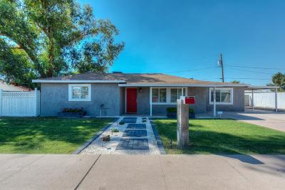 Phoenix Single Family Home For Sale: 3912 N 13th Way