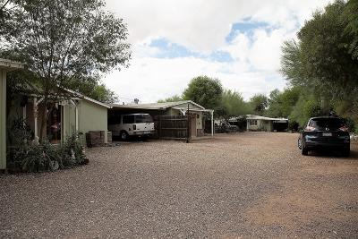 Apache Junction Multi Family Home For Sale: 268 Ocotillo Drive