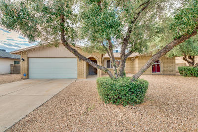 Glendale Single Family Home For Sale: 4925 W Phelps Road