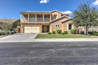 Gilbert Single Family Home For Sale: 2176 E Indian Wells Drive