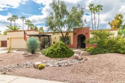 Scottsdale Single Family Home For Sale: 5343 E Claire Drive