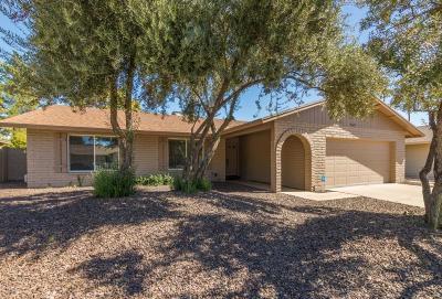 Single Family Home For Sale: 7647 N Via De La Campana