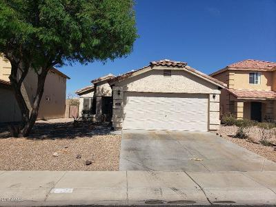 Buckeye Rental For Rent: 22294 W Mesquite Drive