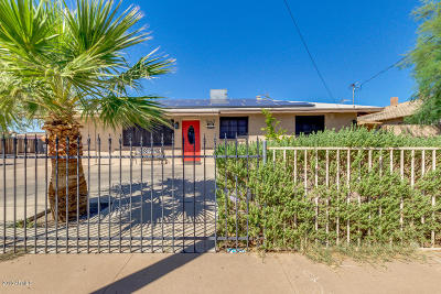 Phoenix Single Family Home For Sale: 1420 E Polk Street
