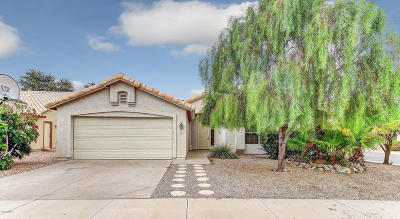 Chandler Single Family Home For Sale: 5461 W Saragosa Street