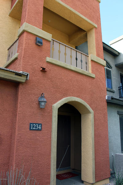 Tempe Condo/Townhouse For Sale: 280 S Evergreen Road #1234