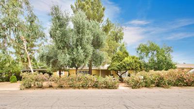 Phoenix Single Family Home For Sale: 2528 E Hartford Avenue