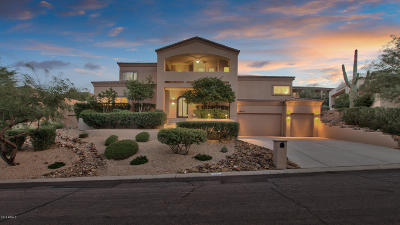 Fountain Hills Single Family Home For Sale: 15827 E Primrose Drive