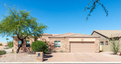Gold Canyon Estates Single Family Home For Sale: 8233 E Canyon Estates Circle