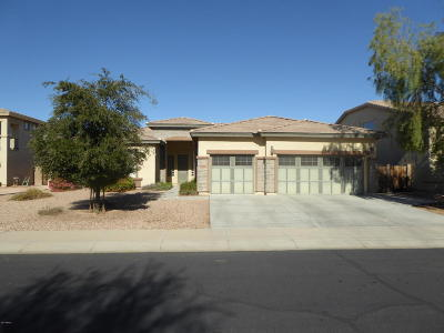 Goodyear Single Family Home For Sale: 15046 W Coolidge Street