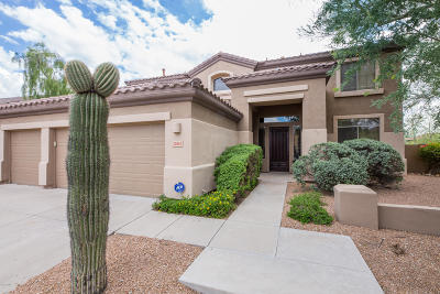 Scottsdale Single Family Home For Sale: 10861 E Raintree Drive