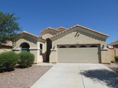 Gilbert Single Family Home For Sale: 1424 E Bautista Road