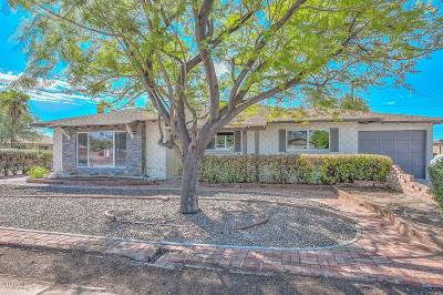 Scottsdale Single Family Home For Sale: 8531 E Chaparral Road