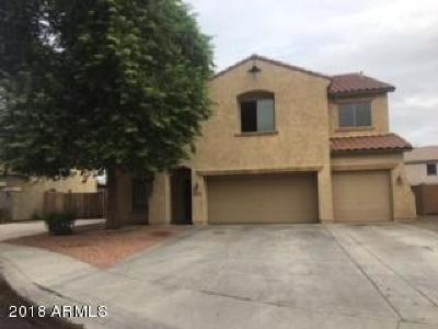 Phoenix Single Family Home For Sale: 2211 N 94th Avenue