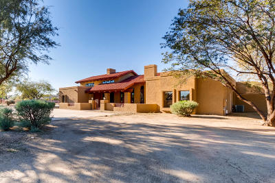Scottsdale Single Family Home For Sale: 11880 N 98th Street