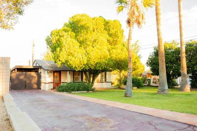 Phoenix Single Family Home For Sale: 4503 N 13th Place