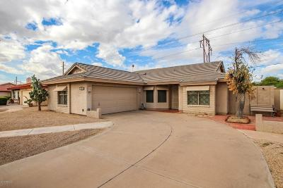 Phoenix Single Family Home For Sale: 12814 S 40th Place