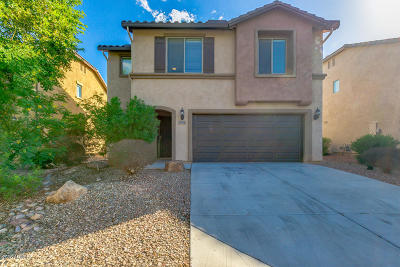 Maricopa County, Pinal County Single Family Home For Sale: 7901 W Desert Blossom Way
