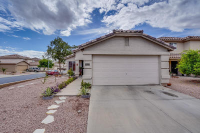 El Mirage Single Family Home For Sale: 11709 W Shaw Butte Drive