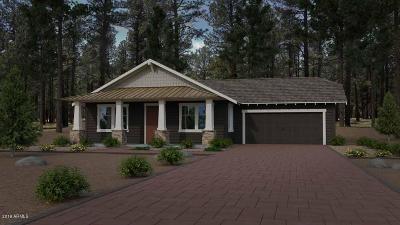 Flagstaff Single Family Home For Sale: 2874 W Alamo Drive