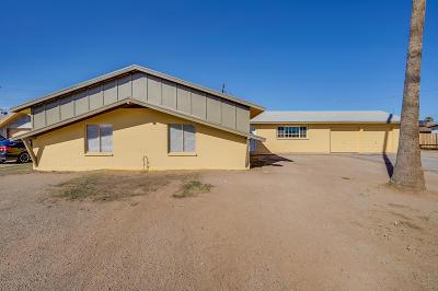Glendale Single Family Home For Sale: 6406 W Reade Avenue