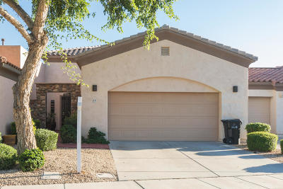 Scottsdale, Chandler, Gilbert, Higley, Mesa, Queen Creek, San Tan Valley, Tempe Single Family Home For Sale: 150 N Lakeview Boulevard #23