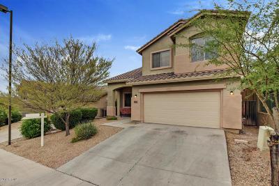 Phoenix Single Family Home For Sale: 3742 W Blue Eagle Lane