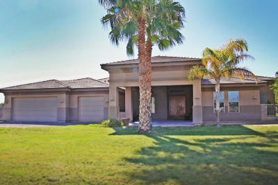 El Mirage Single Family Home For Sale: 12811 W Desert Cove Road