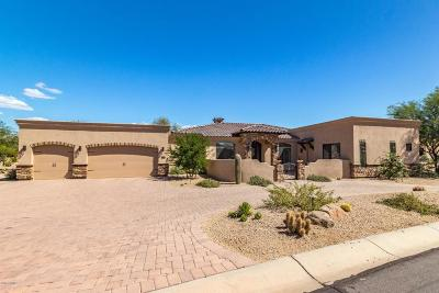 Rio Verde Single Family Home For Sale: 27117 N Sandstone Springs Road
