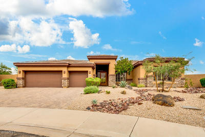 Goodyear Single Family Home For Sale: 12450 S 177th Lane