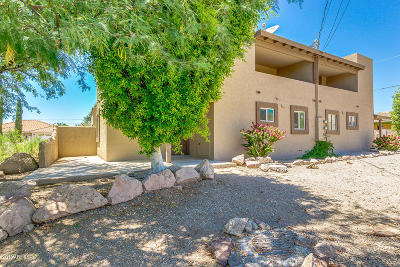 Gold Canyon Rental For Rent: 5537 S Jacaranda Road #2