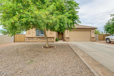Queen Creek Single Family Home For Sale: 22822 E McCowan Court