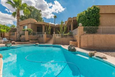 Fountain Hills Single Family Home For Sale: 17312 E Niblick Drive